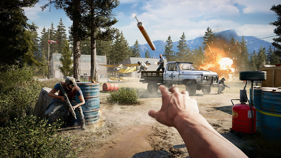 Far Cry 5 Uplay Global Account