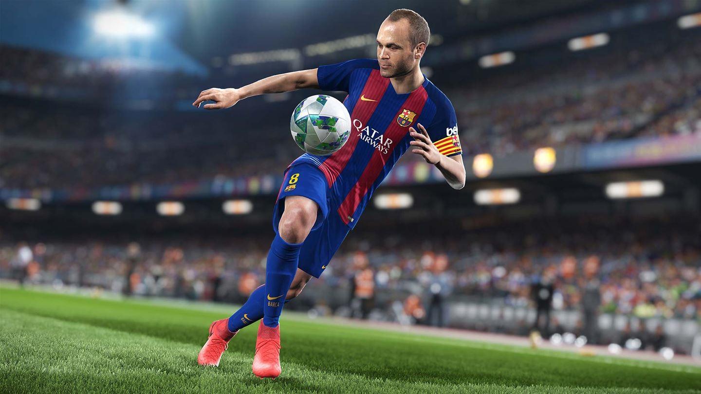 Pro Evolution Soccer 2018 Steam Gift