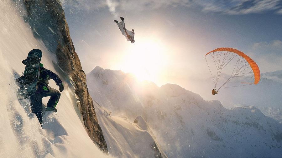 Steep Winter Games Edition Uplay Cd-Key