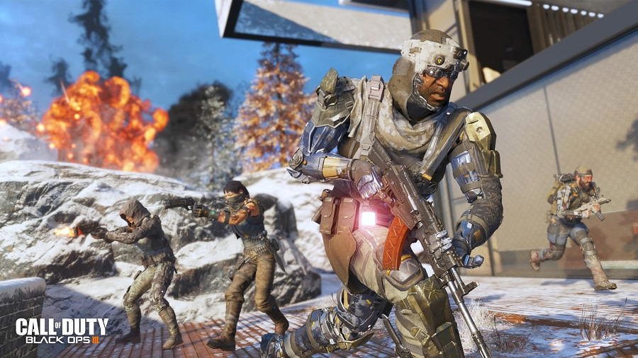 Call of Duty Black Ops 3 Steam Account