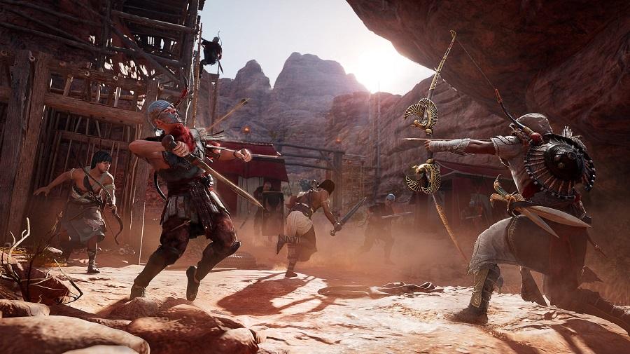 Assassins Creed Origins The Hidden Ones DLC Uplay Cd-Key