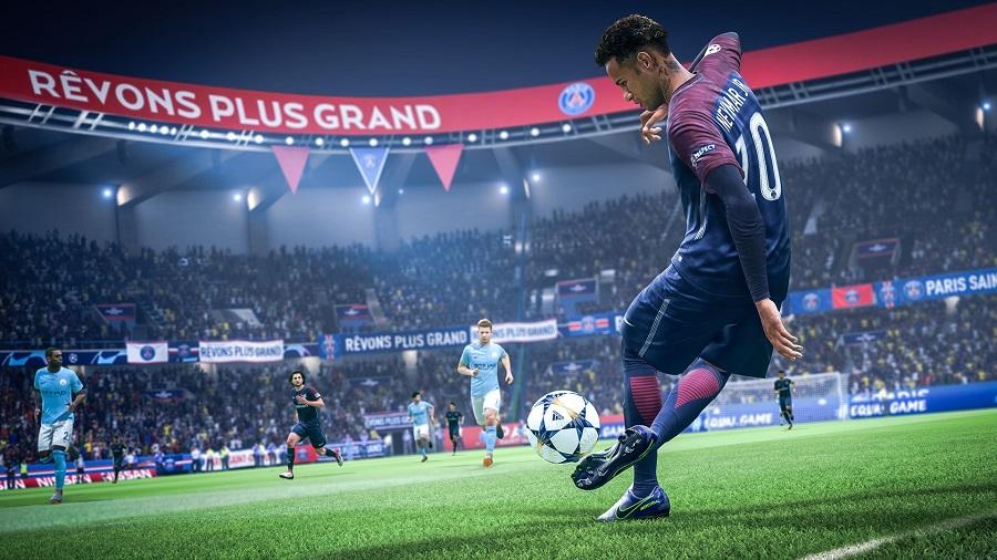 اکانت بازی FIFA 19